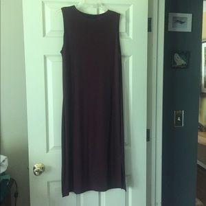 Cynthia Rowley sleeveless midi dress
